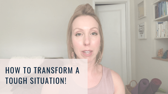 How to Quickly Transform a Tough Situation